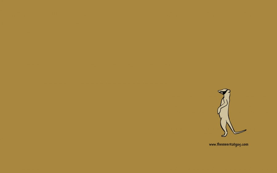 meerkatguy_wallpaper_brown