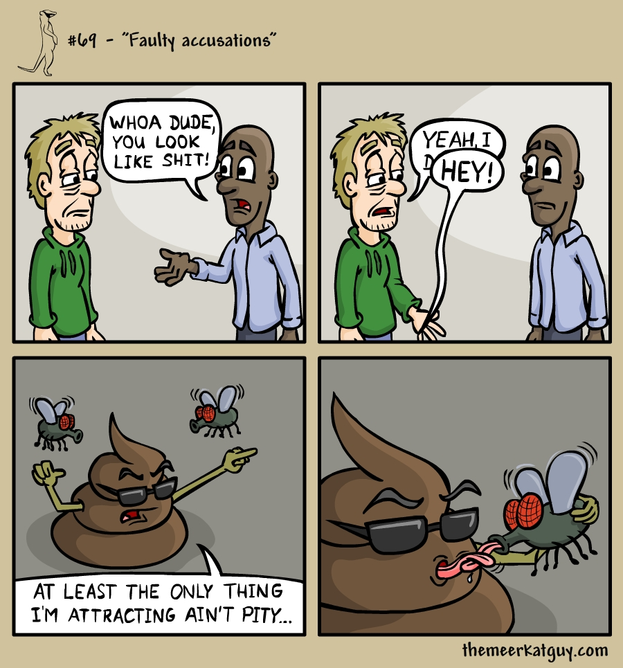 Faulty accusations