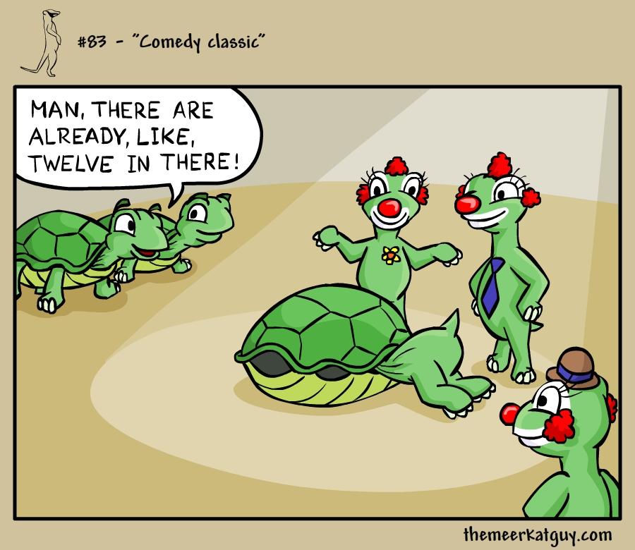 Comedy classic