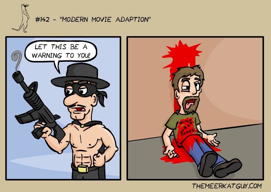 Modern Movie adaption