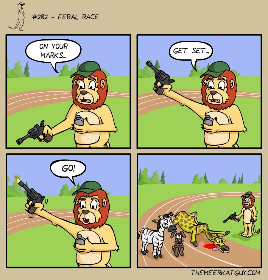 Feral race