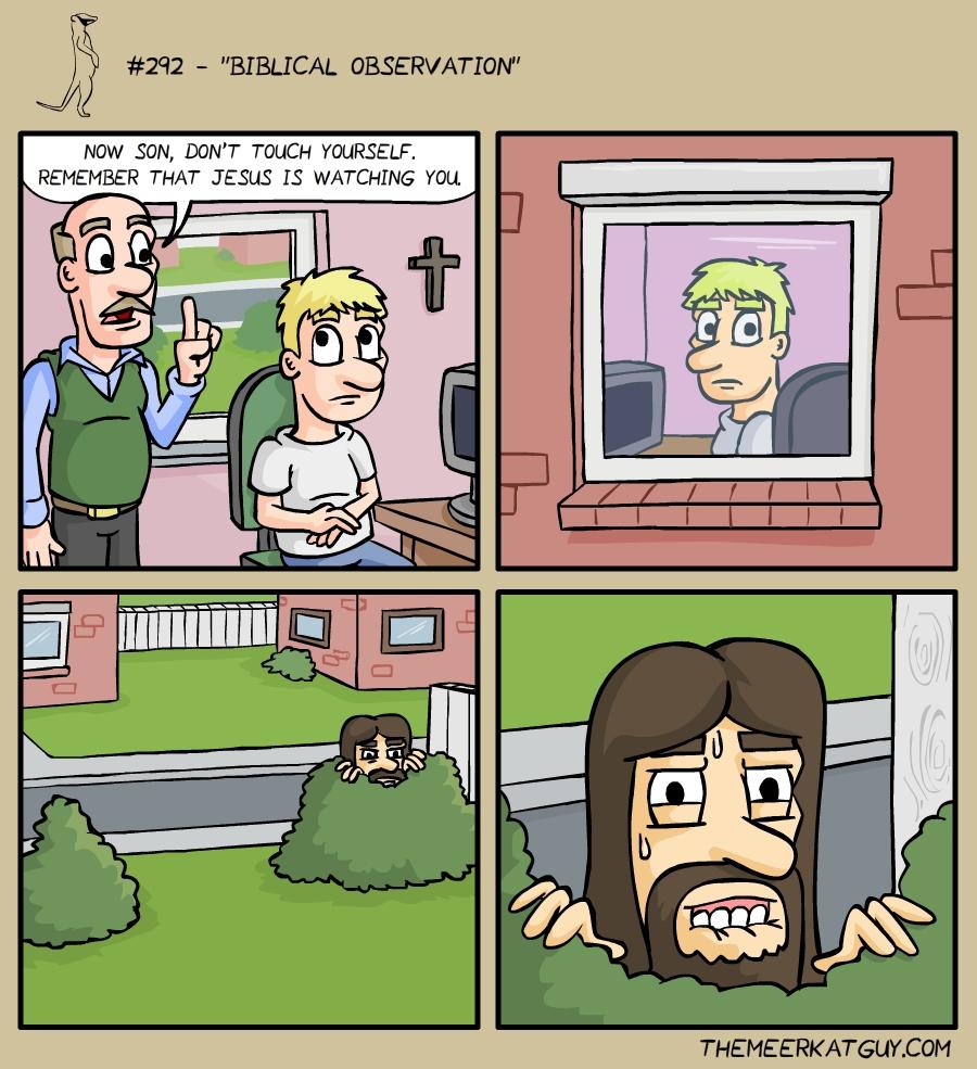 Biblical observation