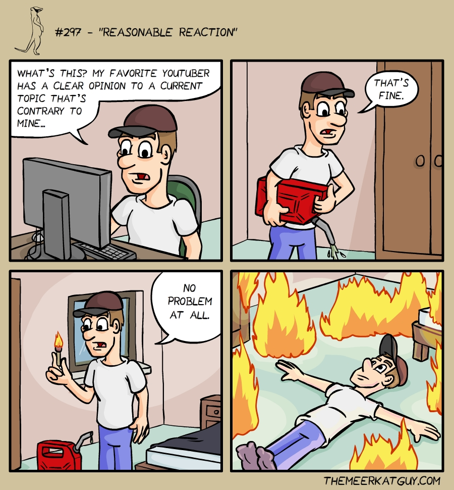 Reasonable reaction