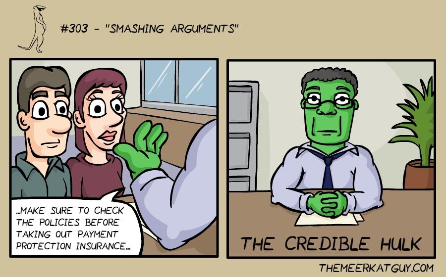 Smashing arguments